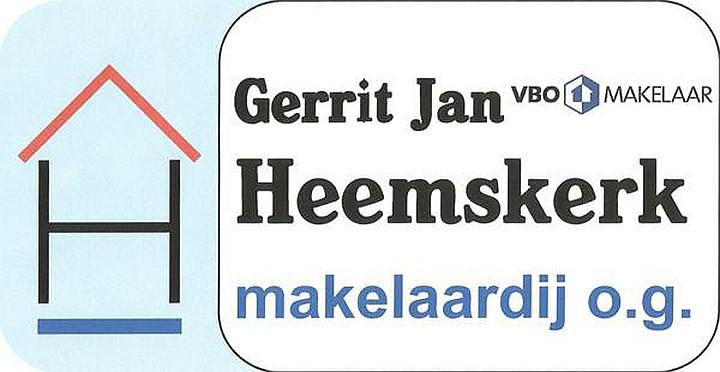 Gerrit Jan Heemskerk makelaardij o.g.